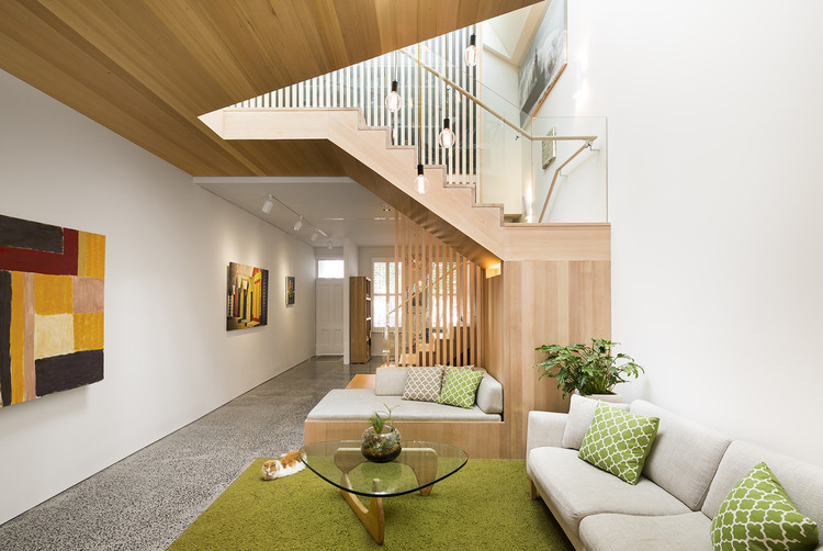 South Melbourne House / Mitsuori Architects, © Michael Kai Photography