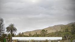 Nómena Arquitectos, primer lugar en concurso de nuevo edificio del Rinconada Country Club / Perú