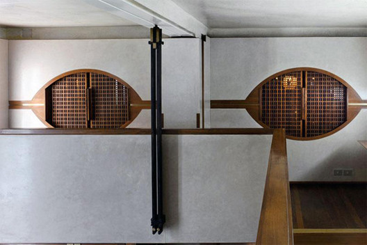 Olivetti Showroom. Imagem © ORCH_chemollo