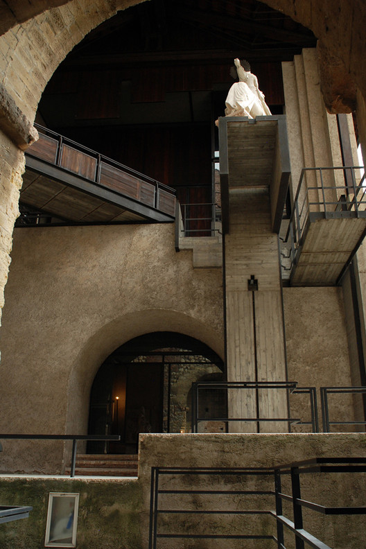 Museo Castelvecchio. Imagem © Flickr CC user adam.