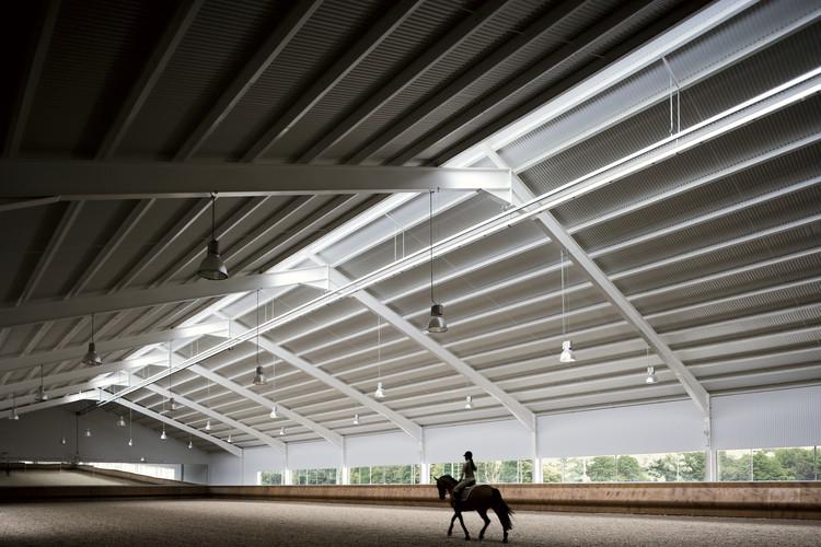 Elite Equestrian Center / Francisco Mangado, © Pedro Pegenaute