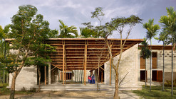 Cam Thanh Community House / 1+1>2