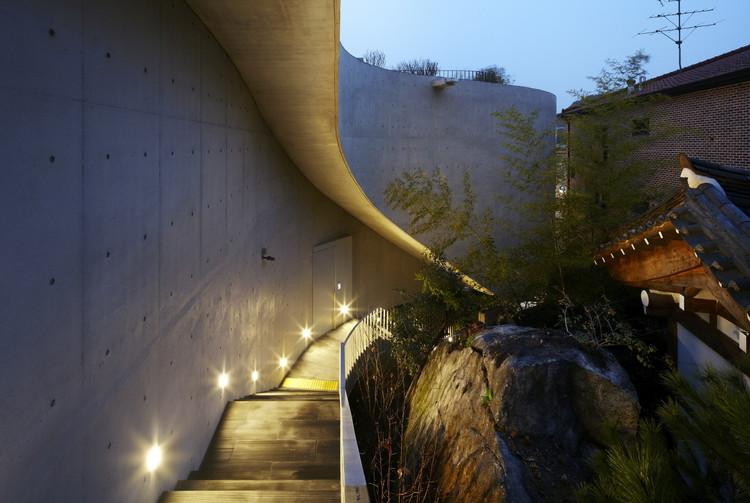 Diálogo en la Oscuridad Bukchon / Wise Architecture, © Yongkwan Kim