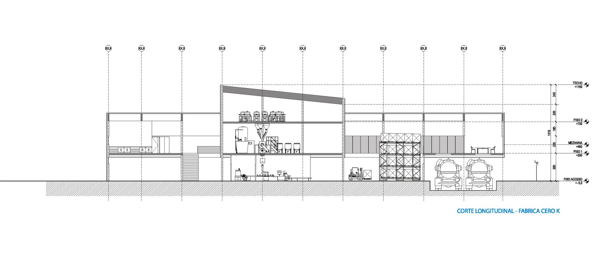 Gallery of cero k max a 14 for Plafones de techo y pared