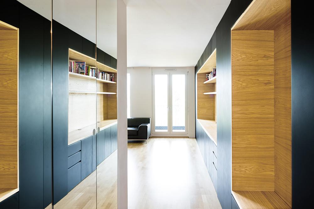 Black Line Apartment / Arhitektura d.o.o., © Jure Goršič