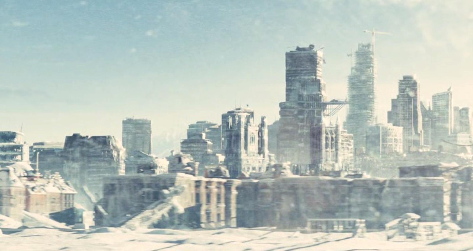 """Cine y Arquitectura: """"Snowpiercer"""""""