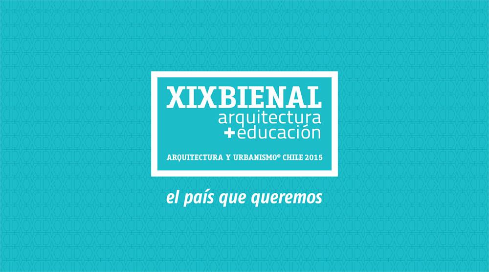 XIX Bienal de Arquitectura y Urbanismo de Chile libera todo su material en catálogo digital y gratuito