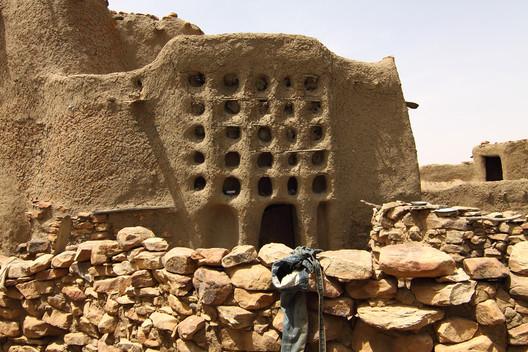 Mali - Niongono village House of the head (patron) of one of the big families of Niongono. Image © Daniel Schumann