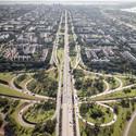 Vista aérea de Brasilia. Image © Joana França