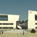 Primer Lugar Concurso Campus Universitario San Carlos de Bariloche / P. Flores, M. Albornoz, L. Barreiro