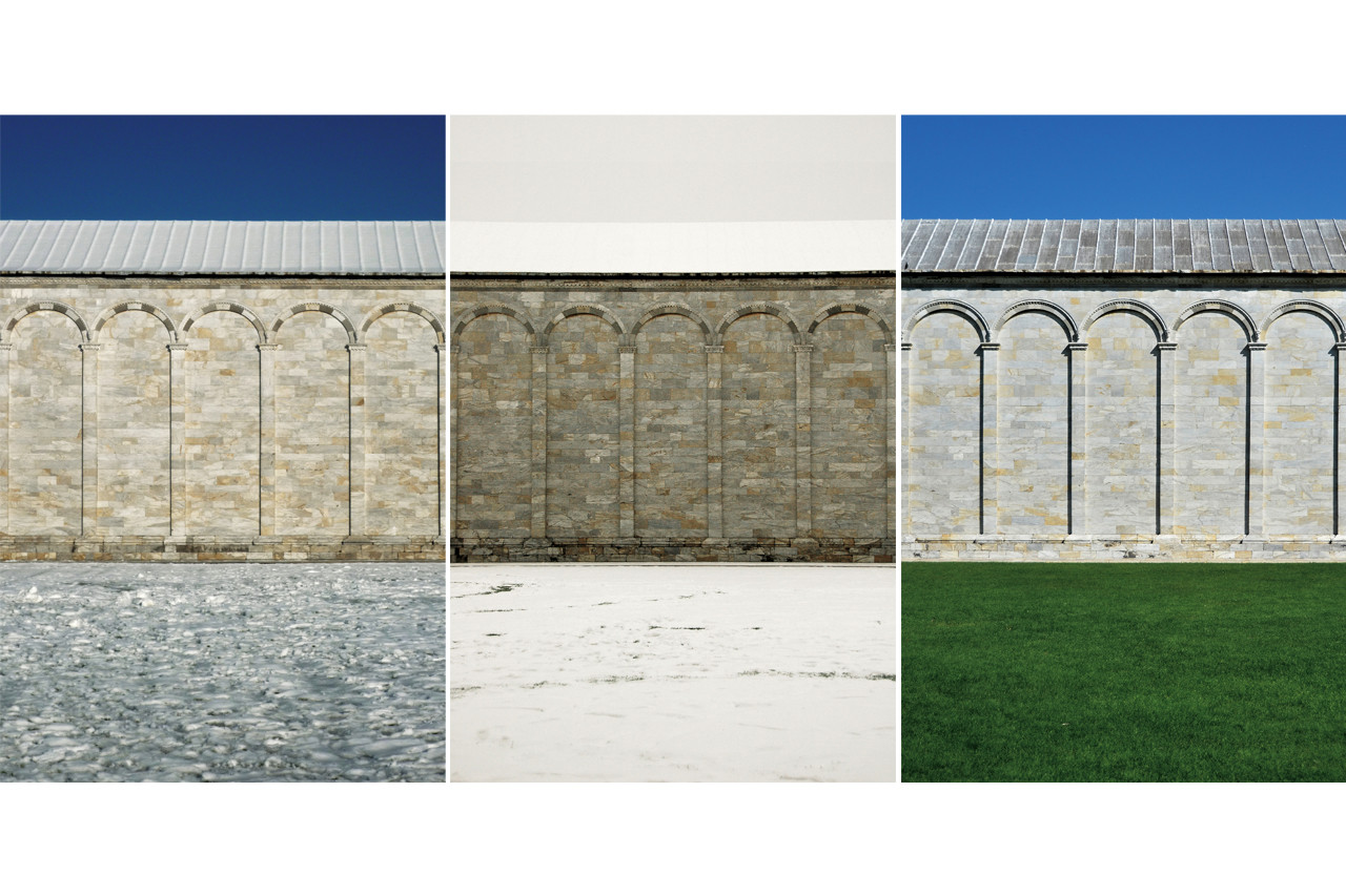 "Exhibition: ""Emotions from Pisa"" by Stefano Pasqualetti, A Rare Season - Pisa Camposanto December 17th, 18th and September 4th  © Stefano Pasqualetti"