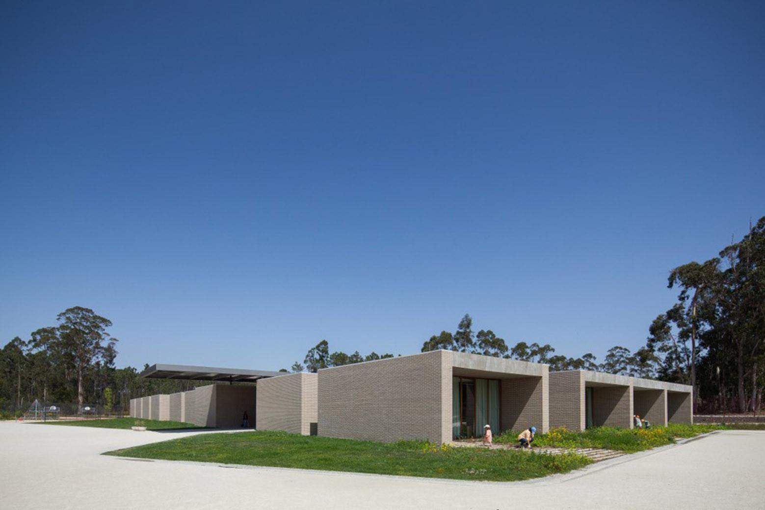 Centro Escolar Fonte de Angeão / Miguel Marcelino, © José Campos