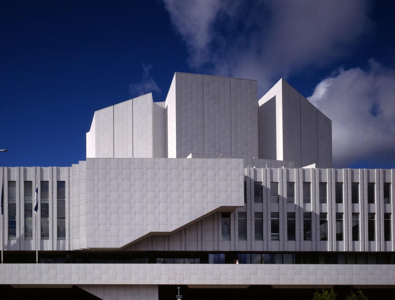 """Exposición """"Alvar Aalto 1898-1976: Arquitectura orgánica, arte y diseño"""" / Barcelona, © Alvar Aalto Museum"""