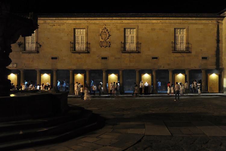 """""""Siete escenas siete pecados"""": arquitectura, instalación y diseño, por Moradavaga, Cortesía de Moradavaga"""