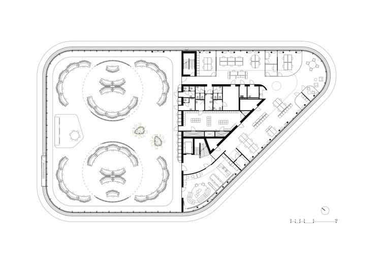 Level +02 Plan