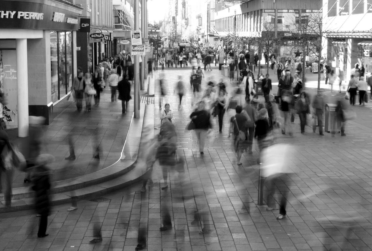 Carros versus Pedestres (em cinco Cidades Europeias) / Rui Pereira, Rute Silva e Nuno Fonseca, © Ewan Thomson (CC BY)