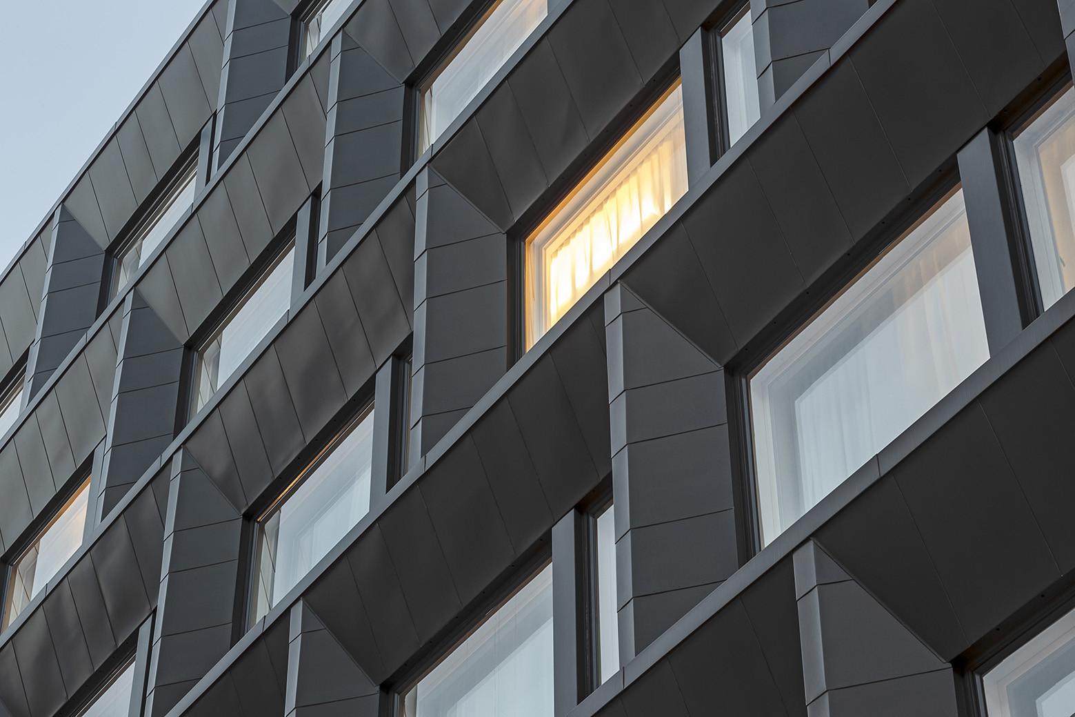 Galeria de hotel indigo helsinki arkkitehdit soini for Ruxxa design hotel 3