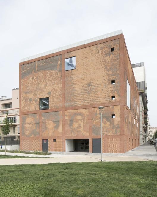 Casa de la memoria / baukuh, © Stefano Graziani