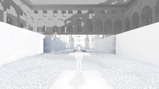 Help the National Building Museum and Snarkitecture Bring a Beach to D.C., Courtesy of Snarkitecture