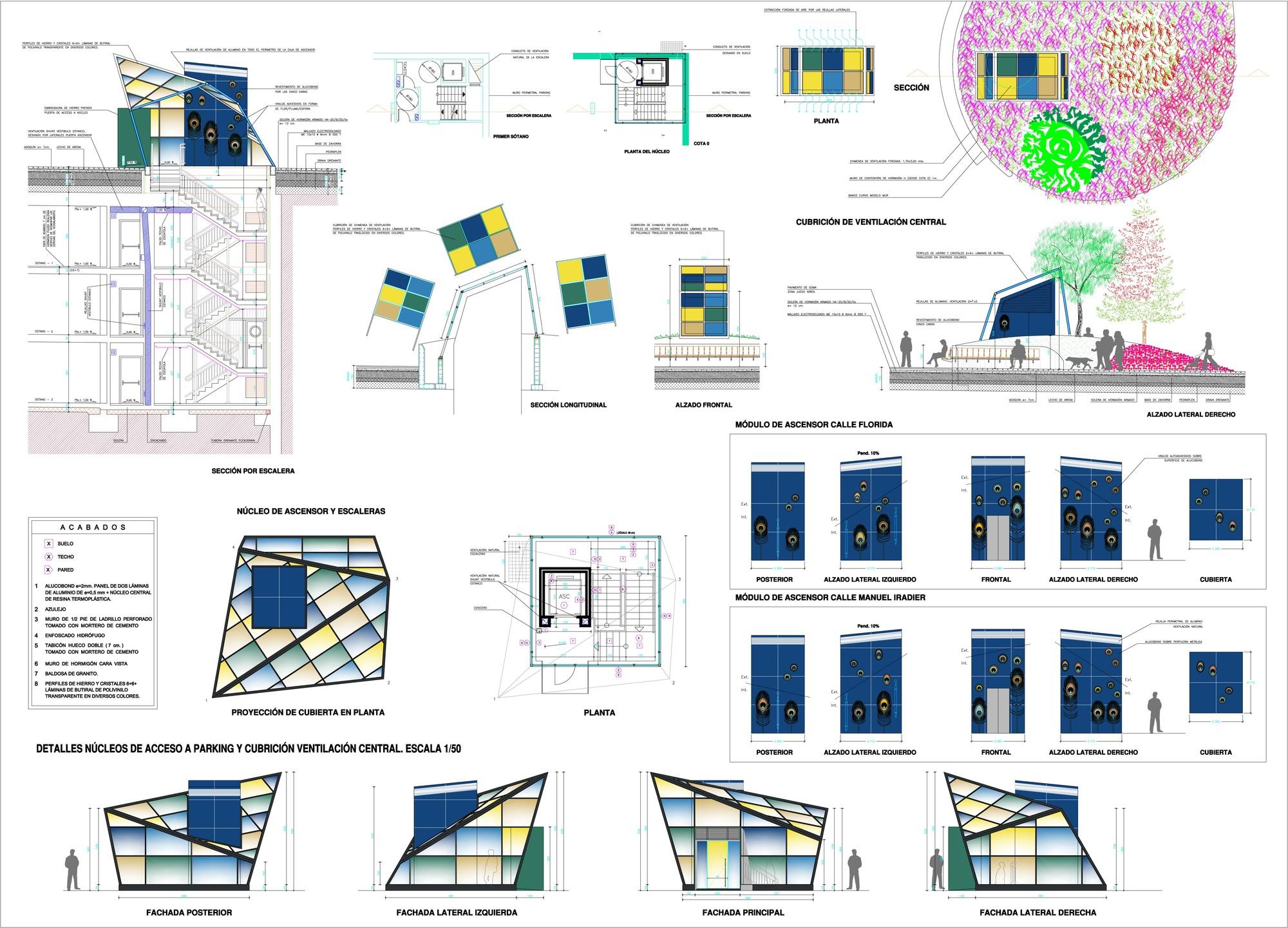 Urbanización de la Plaza Amárica / Apraiz Arquitectos
