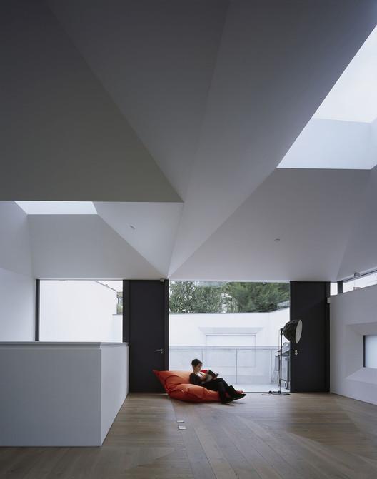 Vaulted House / vPPR, © Ioana Marinescu