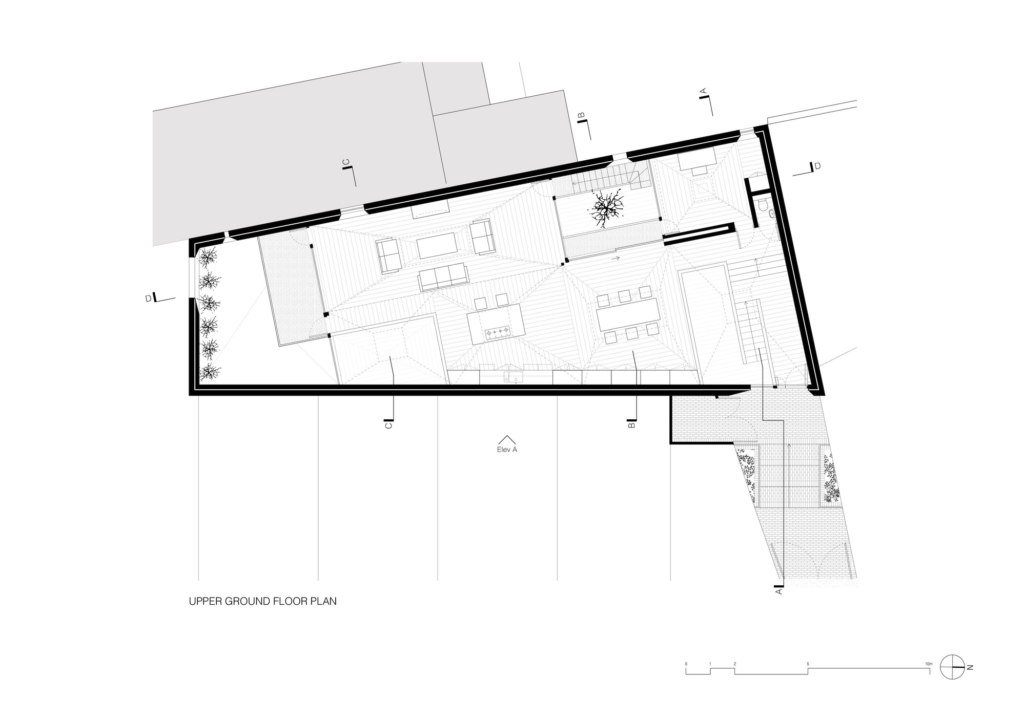 Gallery Of Vaulted House VPPR 12