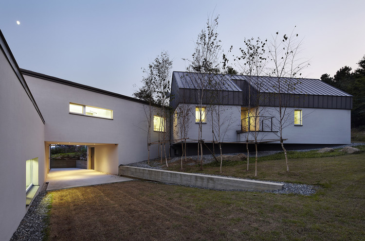 Casa Pasiva en Yangpyeong / Engineforce Architect, © Kim Yong Kwan