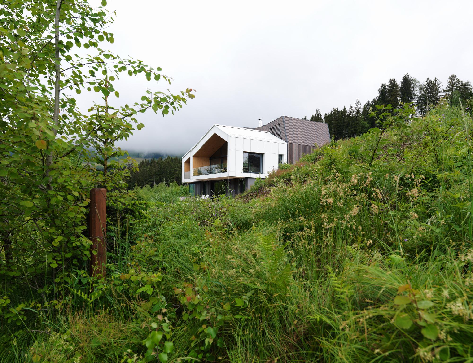 Mountain-View House / SoNo arhitekti, Courtesy of SoNo arhitekti
