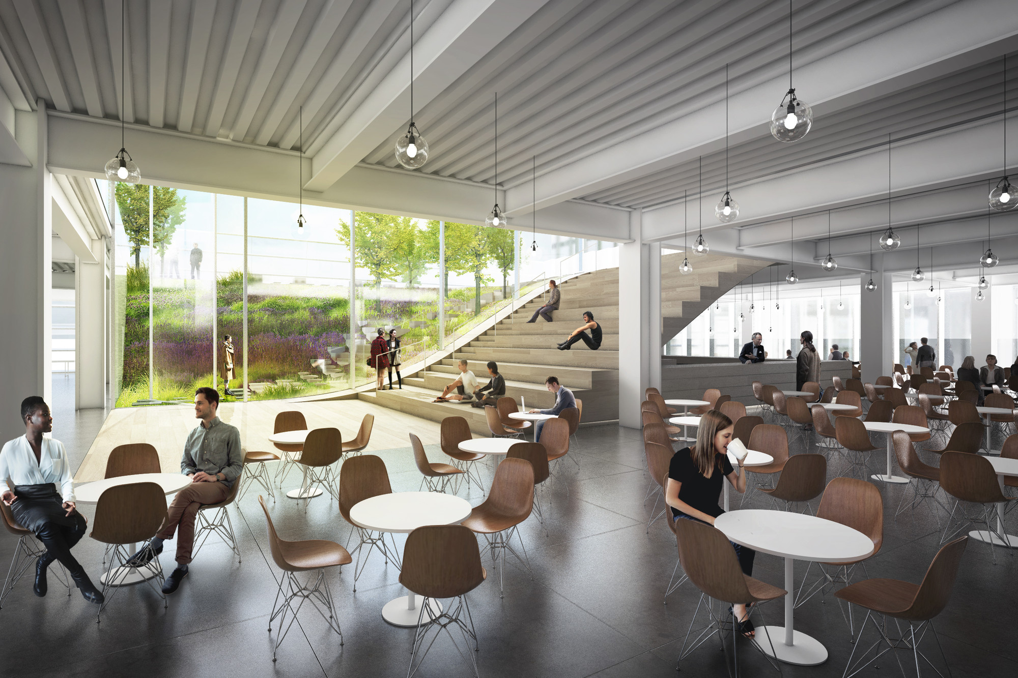 Gallery Of Big Replaces Foster Unveils Plans For 2 World