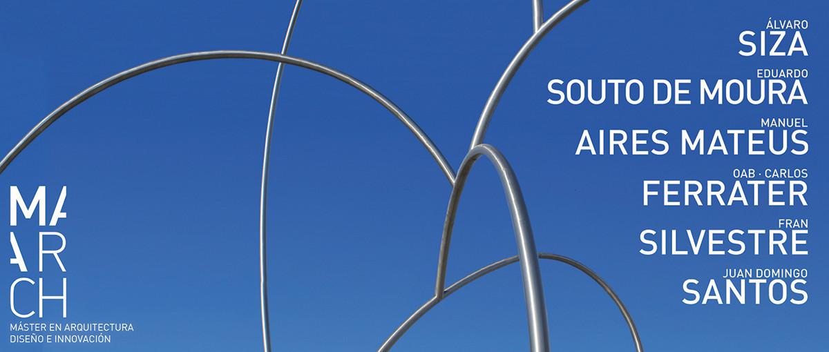 MArch. Máster en Arquitectura, Diseño e Innovación, Cortesia de MArch Valencia