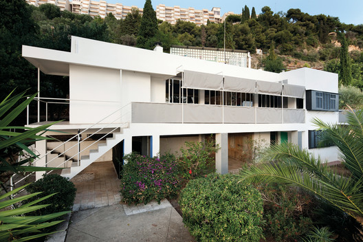 Villa E-1027 / Eileen Gray and Jean Badovici. Image © Manuel Bougot