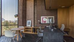 Oficinas CM2 / Taller Leticia Serrano