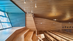 Oratory and Auditorium Retamar School / Artytech2