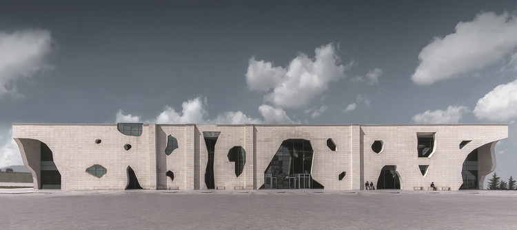 Terminal de autobuses Nevsehir / Bahadir Kul Architects, © Ket Kolektif