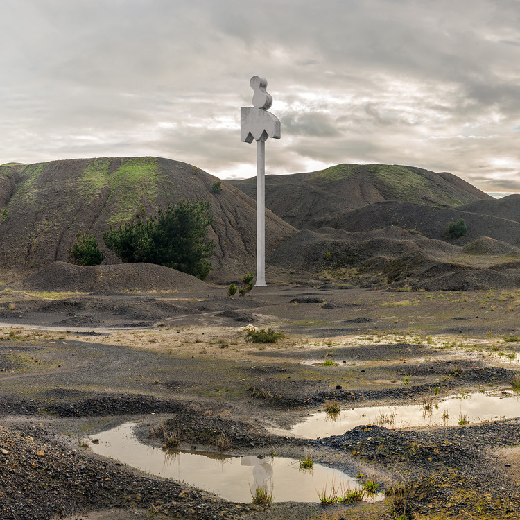 MAPA, marcas en el paisaje dentro de la región del Bío-bío / Nicolás Sáez, Lota, Región Bio Bio. Image Cortesía de Nicolás Sáez