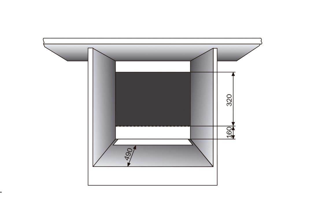 Materiales hornos empotrables tipos e instalaci n for Que es un canape mueble