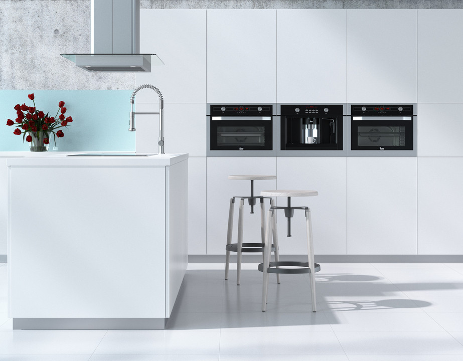 Materiales hornos empotrables tipos e instalaci n for Tipos de cocina arquitectura