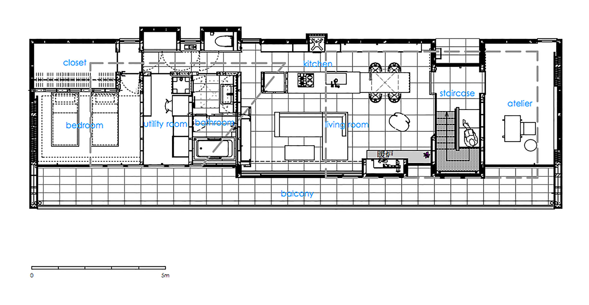Floating Home Floor Plans