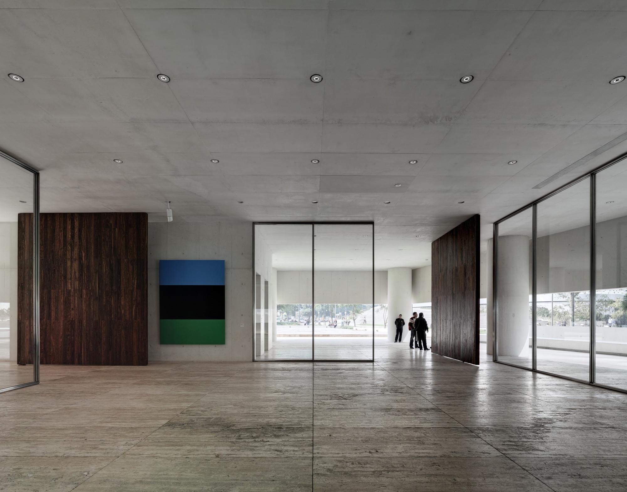 Gallery Of Museo Jumex David Chipperfield 4