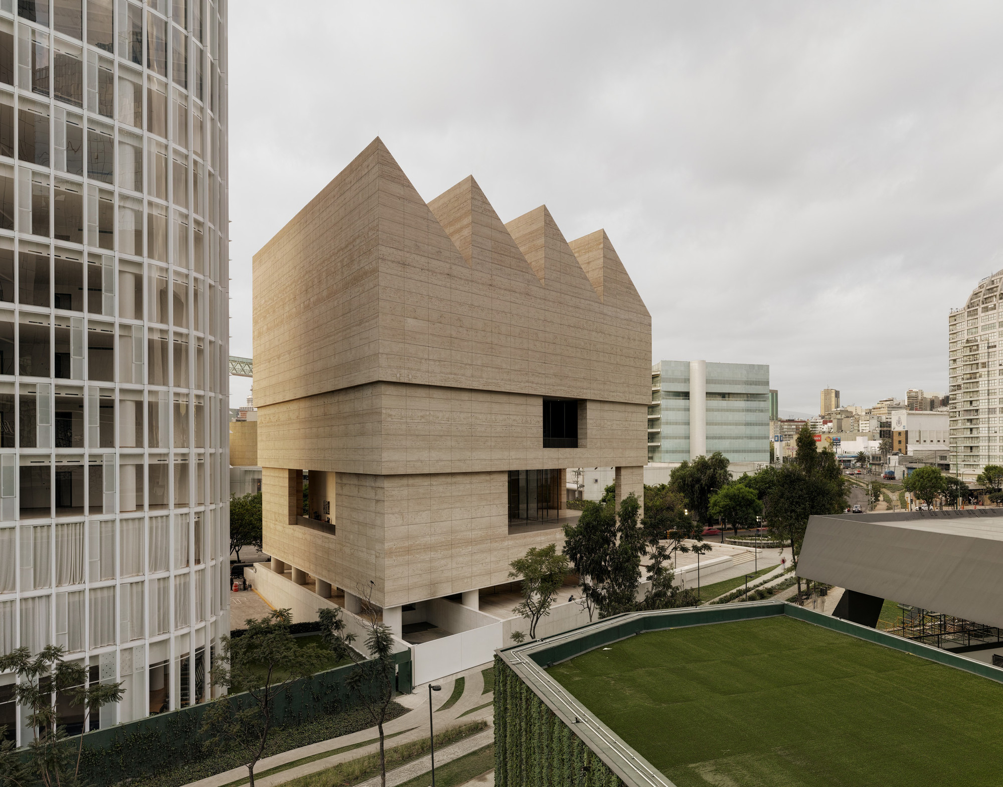 Museo jumex david chipperfield archdaily for Chipperfield arquitecto