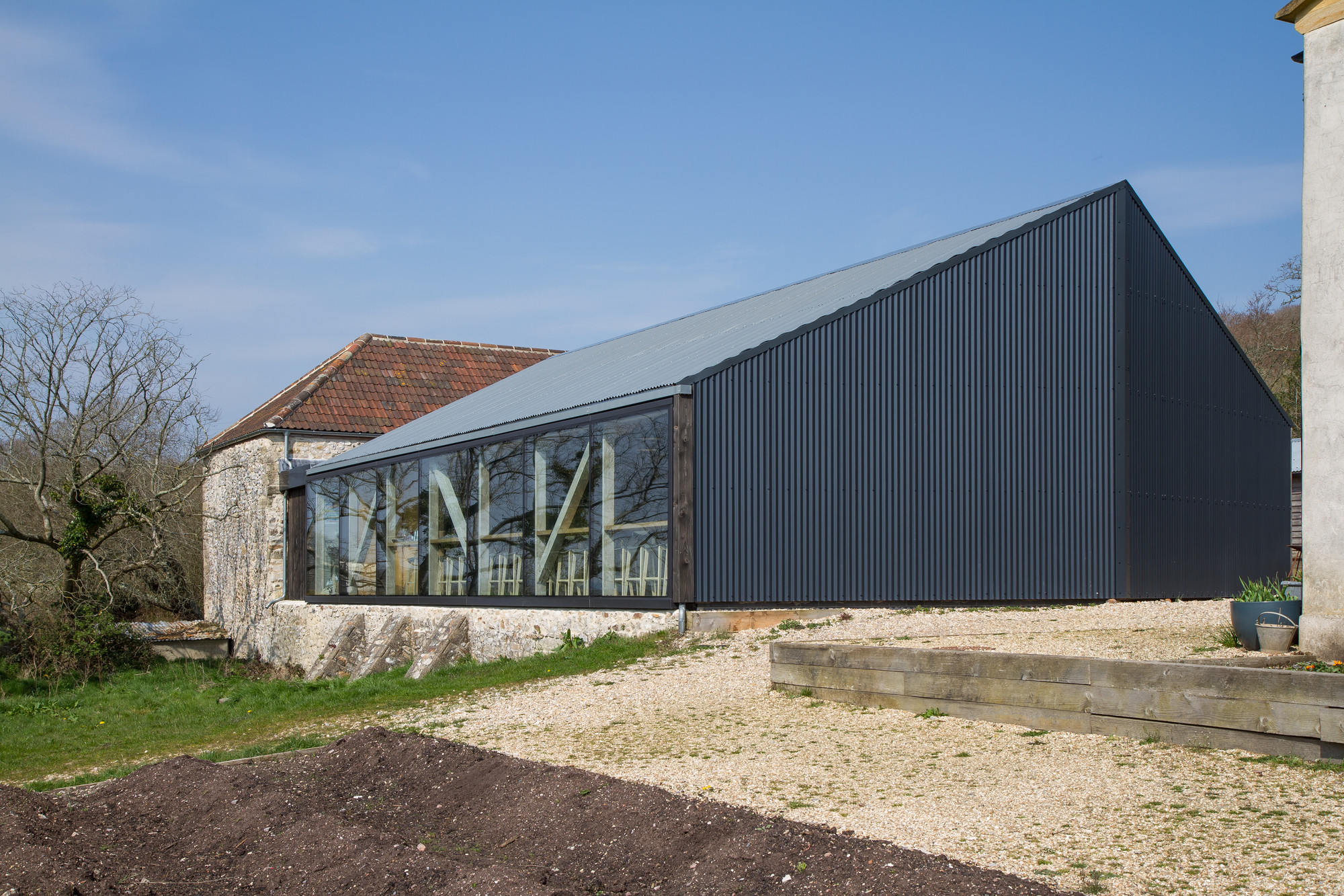 River Cottage HQ / Satellite Architects, © Alex Campbell