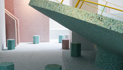 Gallery: Assemble's Brutalist Playground Opens at RIBA