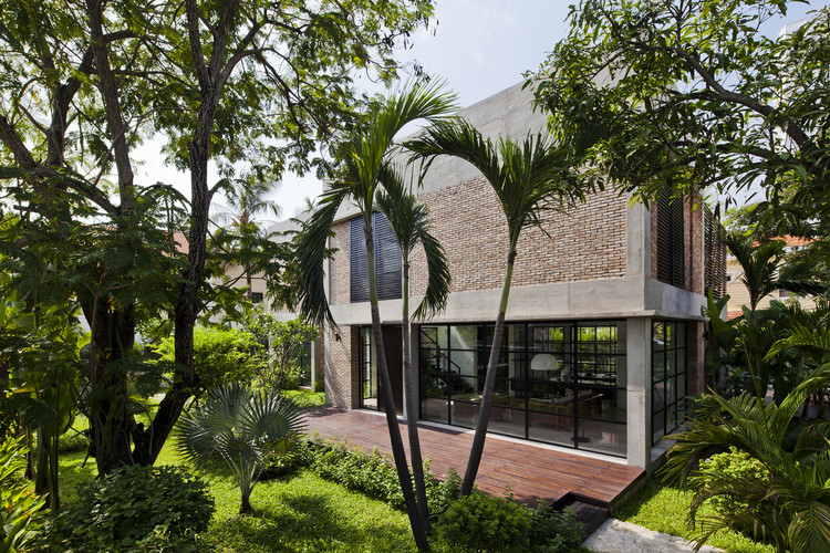 Casa Thao Dien #2 / MM++ architects, © Hiroyuki OKI
