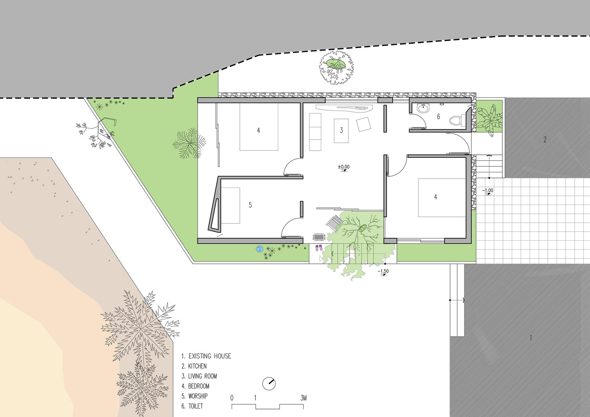 Galería de El Refugio / Nha4 Architects - 14