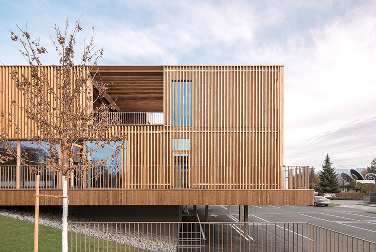 Banco Sparkasse / Dietger Wissounig Architekten, © dermaurer