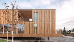 Banco Sparkasse / Dietger Wissounig Architekten