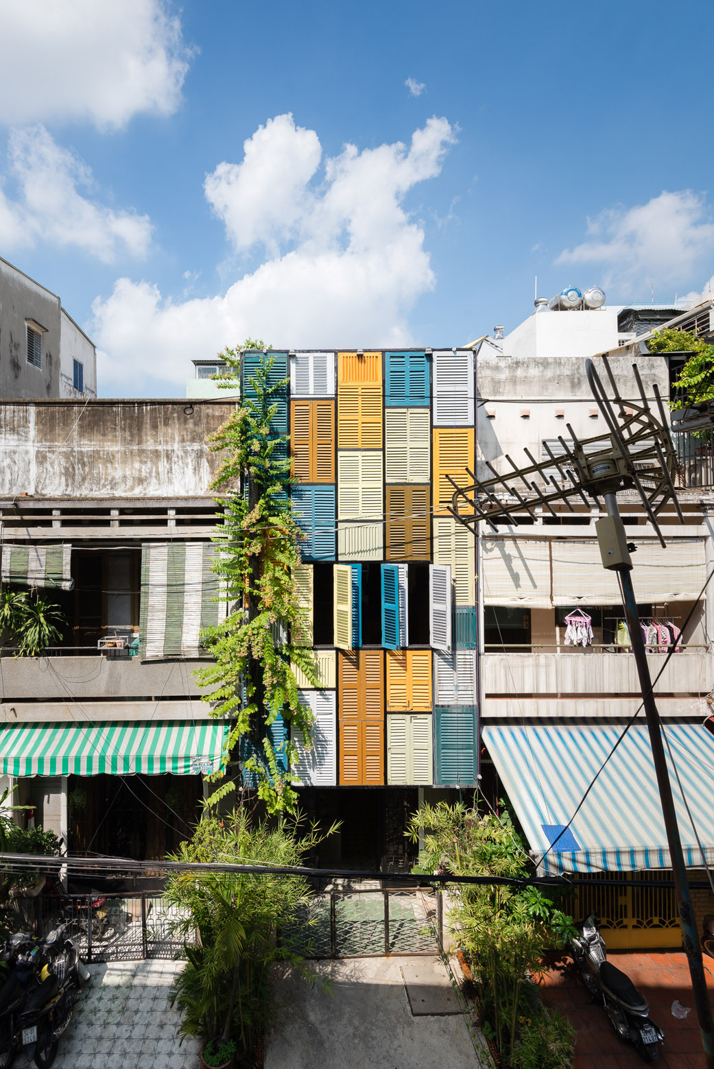 Casa Vegana / Block Architects