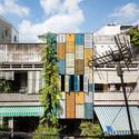 00portada - Vegan House / Block Architects: Ấn tượng với những cửa sổ cũ