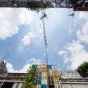 3 - Vegan House / Block Architects: Ấn tượng với những cửa sổ cũ