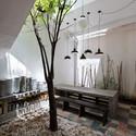 7 - Vegan House / Block Architects: Ấn tượng với những cửa sổ cũ